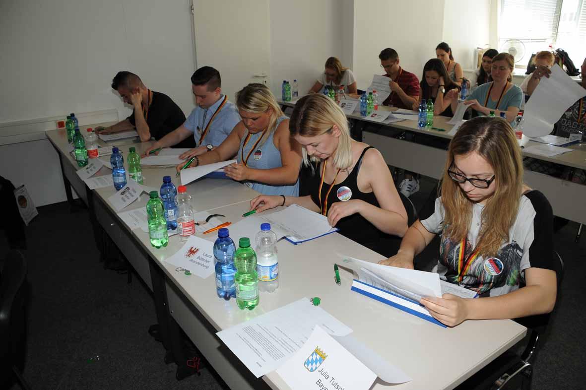Schriftliche Prüfung Pflege-Wissen