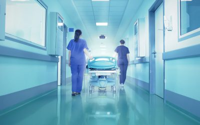 Alltag im Krankenhaus