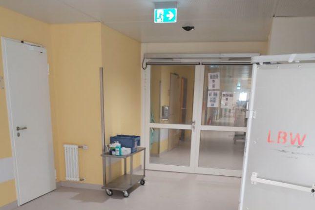 Corona Staion Klinik